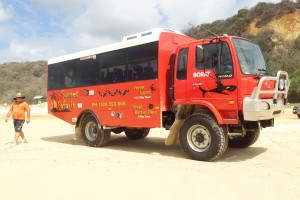4WD Bus