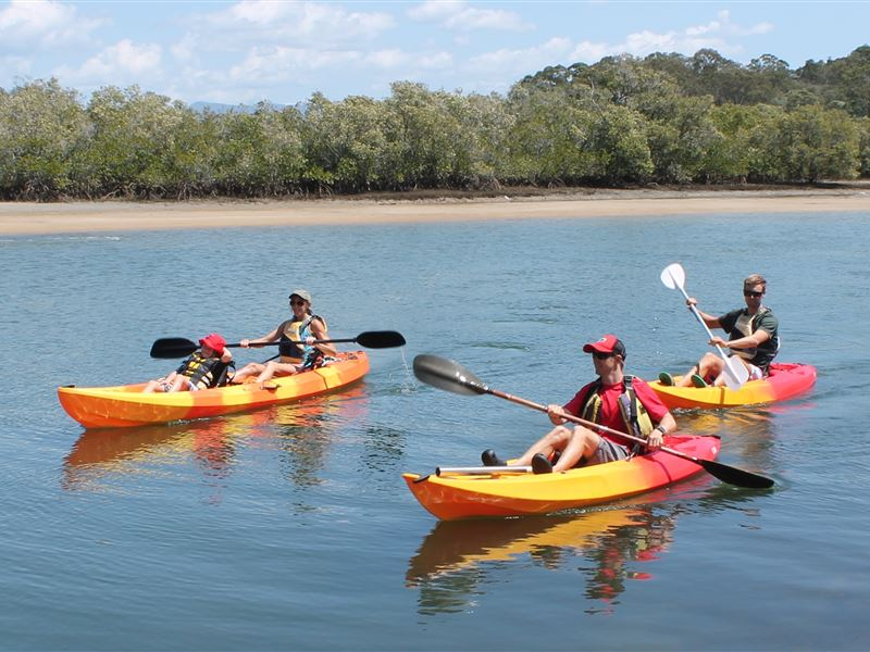 Kayak the Gold Coast
