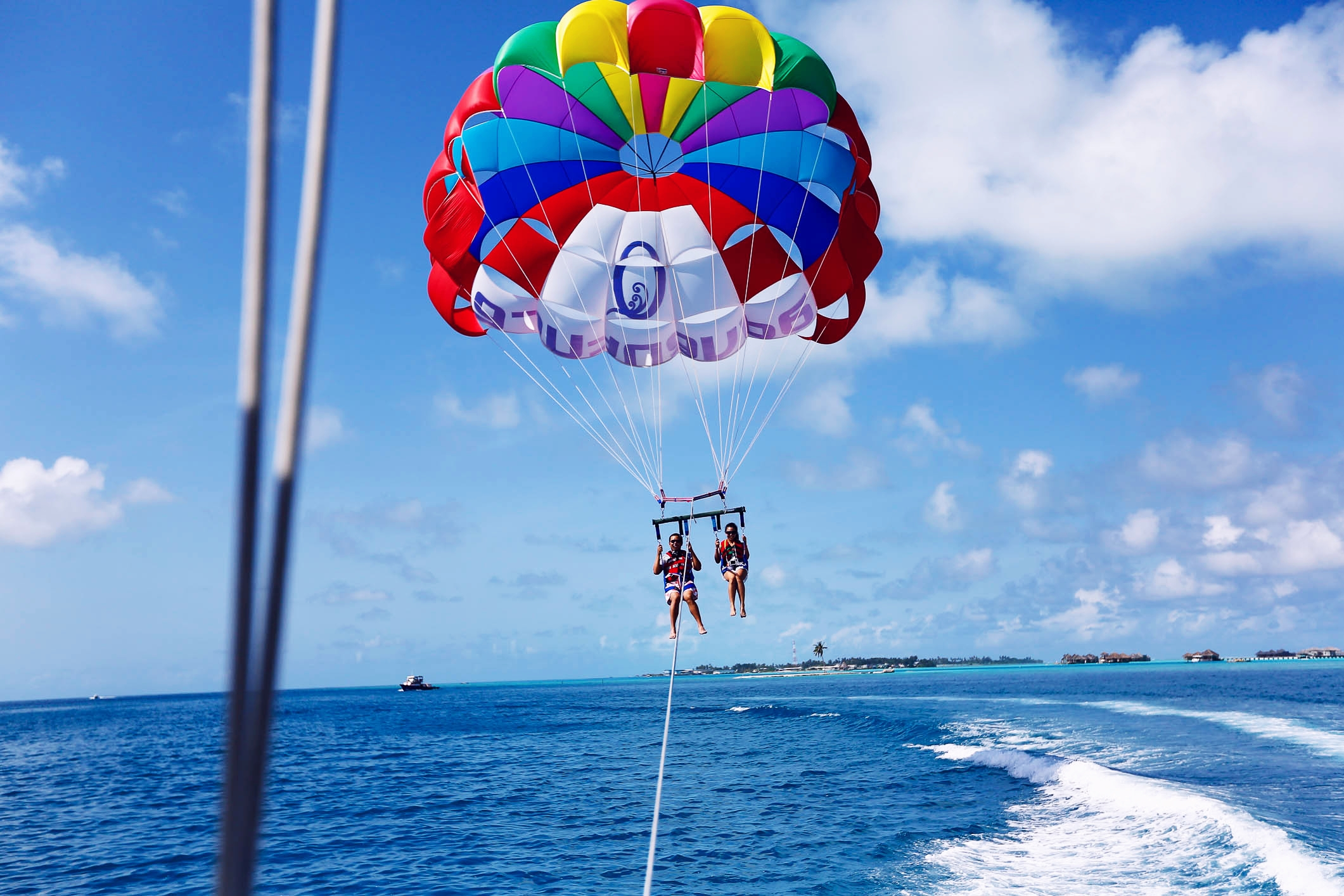 parasailing gold coast water sports