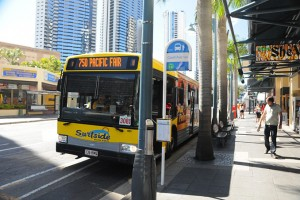 gold coast buses