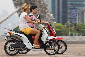 gold coast scooter hire
