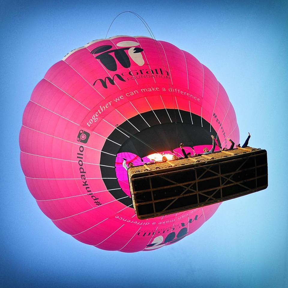 Experience Sitemap: WIN Hot Air Balloon Experience! Thanks To Go Ballooning