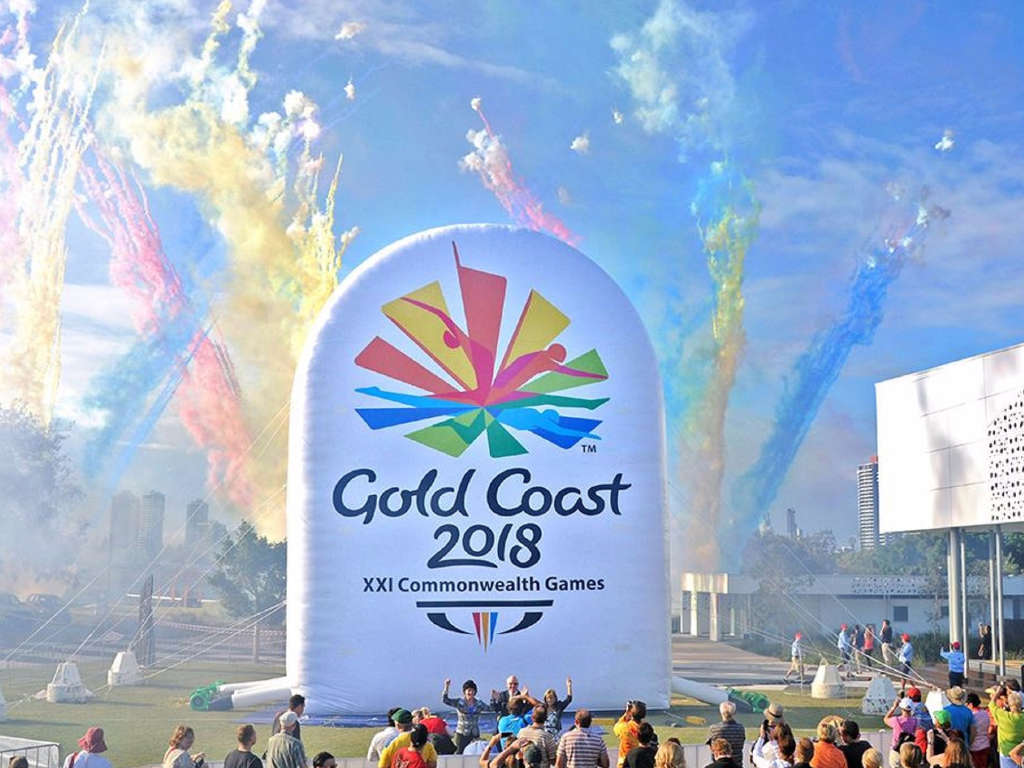 free concerts commonwealth games gold coast