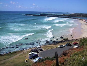 Route 1 - Southern beaches to Point Danger