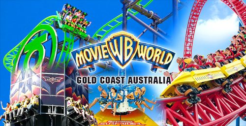 Rollercoasters Best Rides On The Gold Coast Mi Gold Coast