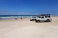 North Stradbroke Island Tour