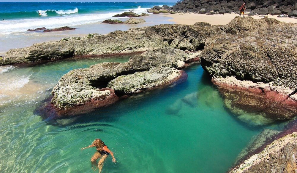 Beaches on the Gold Coast the best voted by the public!