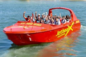 jet boat extreme 18 seater