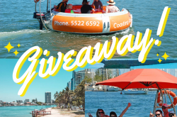 ⚓️ WIN! Round Boat experience for up to 10 people ⚓️